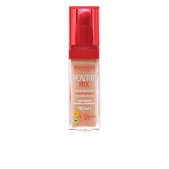 Bourjois Healthy Mix Foundation 16h Hale 30ml Womens New Make Up