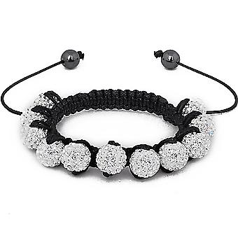 Unisex Bling Armband - ELEVEN BALLS outside