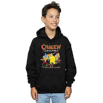 Królowa chłopców A Kind Of Magic Bluza z kapturem