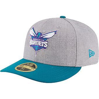 New Era 59Fifty Low Profile Cap - Charlotte Hornets
