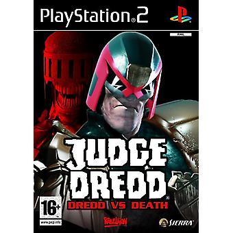 Judge Dredd Dredd vs Death (PS2)