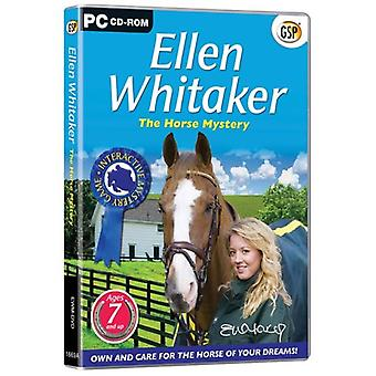 Ellen Whitaker hest mysteriet (PC CD)