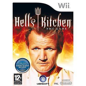 Hell ' s Kitchen (Wii)