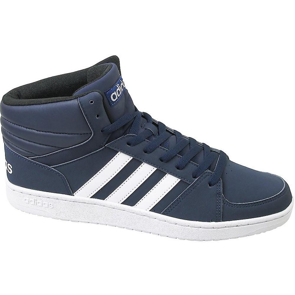 Adidas VS Hoops Mid B74292 universal summer men shoes