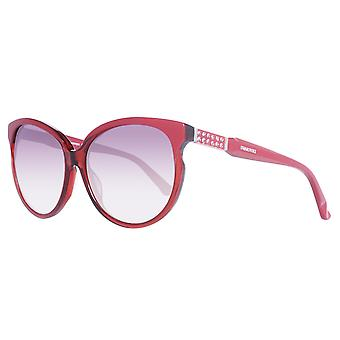 Swarovski sunglasses ladies Burgundy
