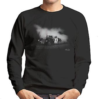 JME Healeys Faded Effect Classic Marathon Men's Sweatshirt