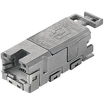 N/A Socket, straight J80029A0002 Telegärtner