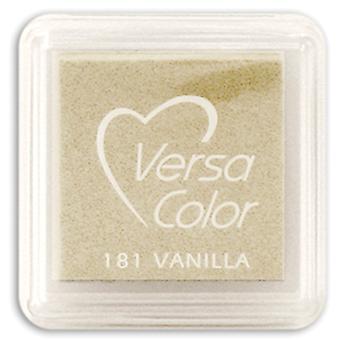 VersaColor Pigment Mini Ink Pad-Vanilla