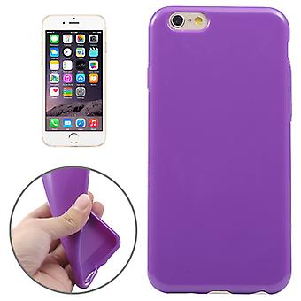 Apple iPhone 6 phone case TPU purple / violet