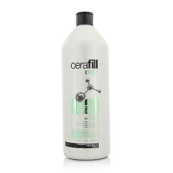 Redken Cerafill Defy Thickening Shampoo (For Normal to Thin Hair) 1000ml/33.8oz