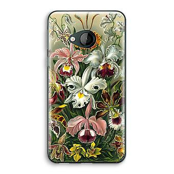 HTC U Play Transparent fodral (Soft) - Haeckel Orchidae