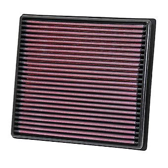 K&N 33-3002 High Performance Replacement Air Filter