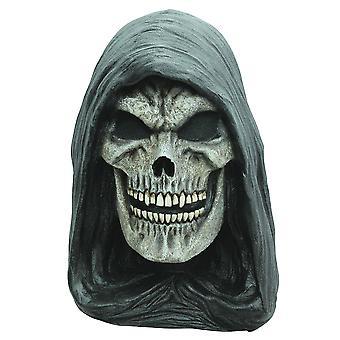 Grim Reaper Deluxe crâne squelette jour du masque généraux morts Mens Costume