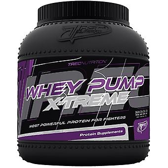 Trec Nutrition Whey Pump X-Treme Chocolate (Sport , Muscle mass , Proteins)