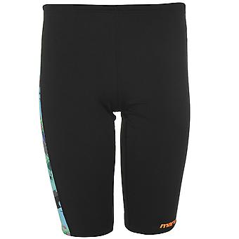 Maru Kids Pacer Jammers Junior Boys Trunk Shorts Training Sports Swimwear