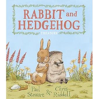 Rabbit and Hedgehog Treasury by Paul Stewart - 9781783446742 Book