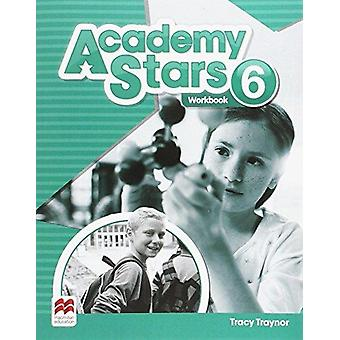 Academy Stars 6 Workbook - 9780230490321 Book