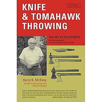 Cuchillo y lanzamiento del tomajao: el arte de los expertos