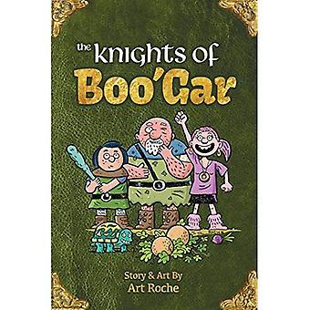 Die Ritter des Boo'gar: eine lustige Fantasy-Abenteuer