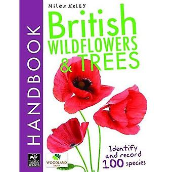 Britse wilde bloemen en bomen handboek