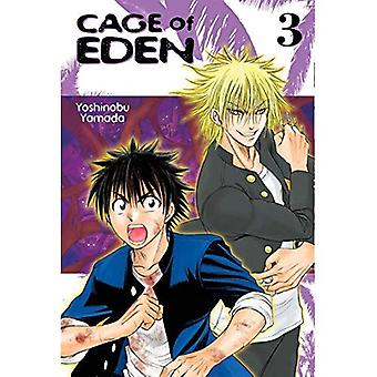 Cage of Eden 3