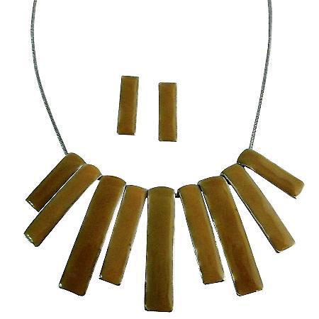 Painted Beads Rectangular Shaped Multi Beads Drop Down Beads Jewelry