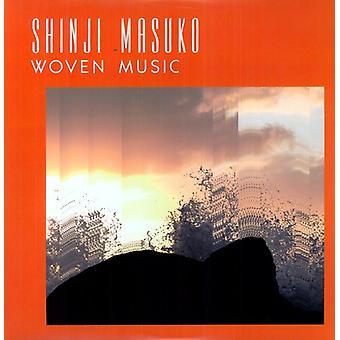 Shinji Masuko - Woven Music [Vinyl] USA import