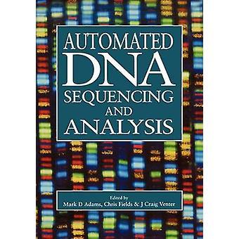 Seqauencing automatique de l'ADN et l'analyse par Adams & Mark D