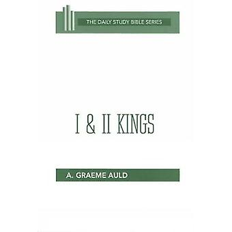 First and Second Kings by Auld & A. Graeme