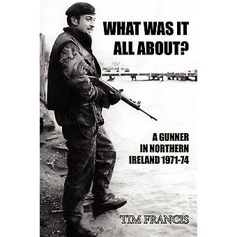 What Was It All About by Francis & Tim