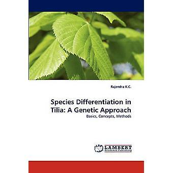 الأنواع من التمايز في نهج الوراثية زيزفون بجانب ك. س & راجندرا