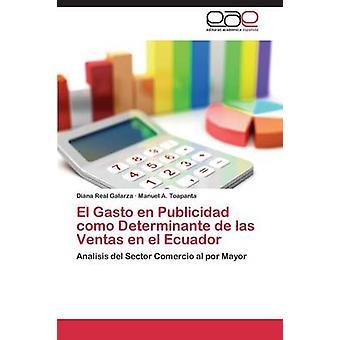 El Anjas da Publicidad como Determinante de las Ventas da el Ecuador af reelle GALARZA DIANA