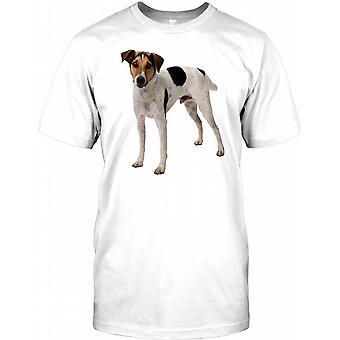 Jack Russel Pet Dog Mens T Shirt