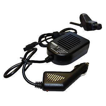 Dell Latitude CPiA366ST portatile compatibile alimentazione DC adattatore caricatore da auto