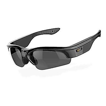 SunnyCam 1080p HD Sport Edition Video Recording Ski Eyewear Sunglasses with Wide Angle Lens