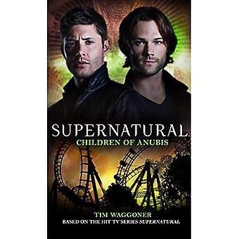 Supernatural-hijos de Anubis