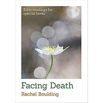 Facing Death by Rachel Boulding - 9780857465641 Book