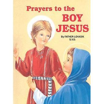 Prayers to the Boy Jesus Book