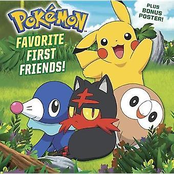 Favorite First Friends! (Pokemon) by C J Nestor - 9781524772901 Book