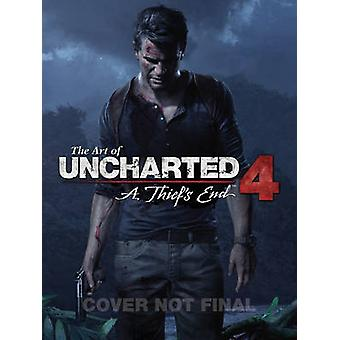 The Art of Uncharted 4 by Naughty Dog Studios - 9781616559274 Book