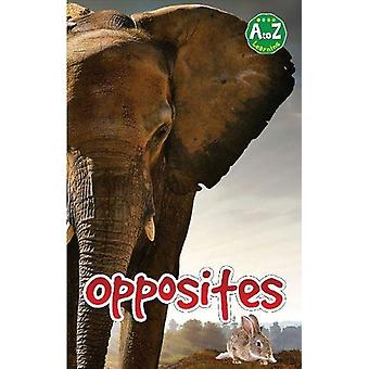 A Opposites by Pegasus - 9788131934630 Book