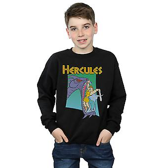 Disney Boys Hercules Hydra Fight Sweatshirt