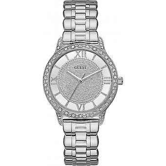 Guess W1013L1 watch - watch crystals steel woman