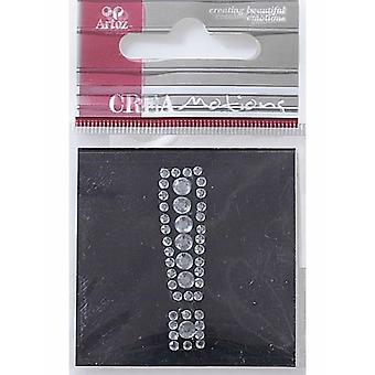 Exclamation Mark Crystal Embellishments By Artoz