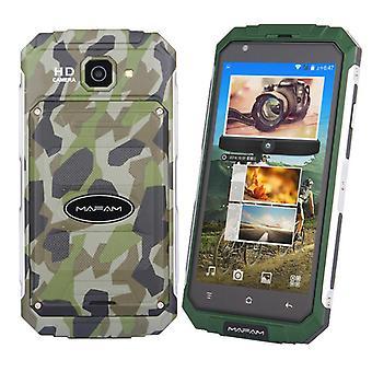 Mafam v9 + 5.0 pulgadas 3000mah gps 8gb rom quad core dual sim outdooors smartphone robusto
