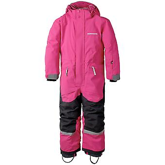 Didriksons Aslan Kids Snowsuit - France Rose plastique