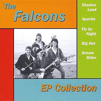 Importación halcones - Estados Unidos colección de EP [CD]