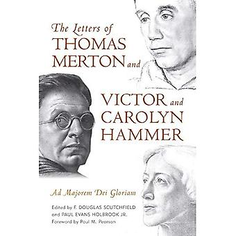 Märker av Thomas Merton och Victor och Carolyn bultar (läder-begränsar): AD Majorem-Dei gloriam