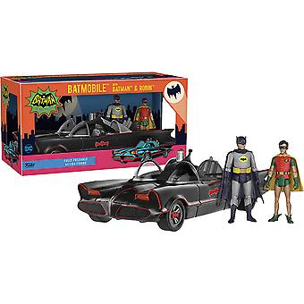 Batman (1966) Batmobile Action Figure