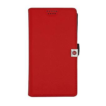 Small Universal Slider Folio Red